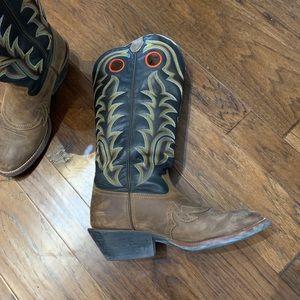 Tony Llama Men's Ranchin' Ropin' Rodin' 3R Boots